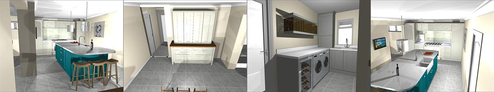 Image of Remodelling of kitchen and utility room