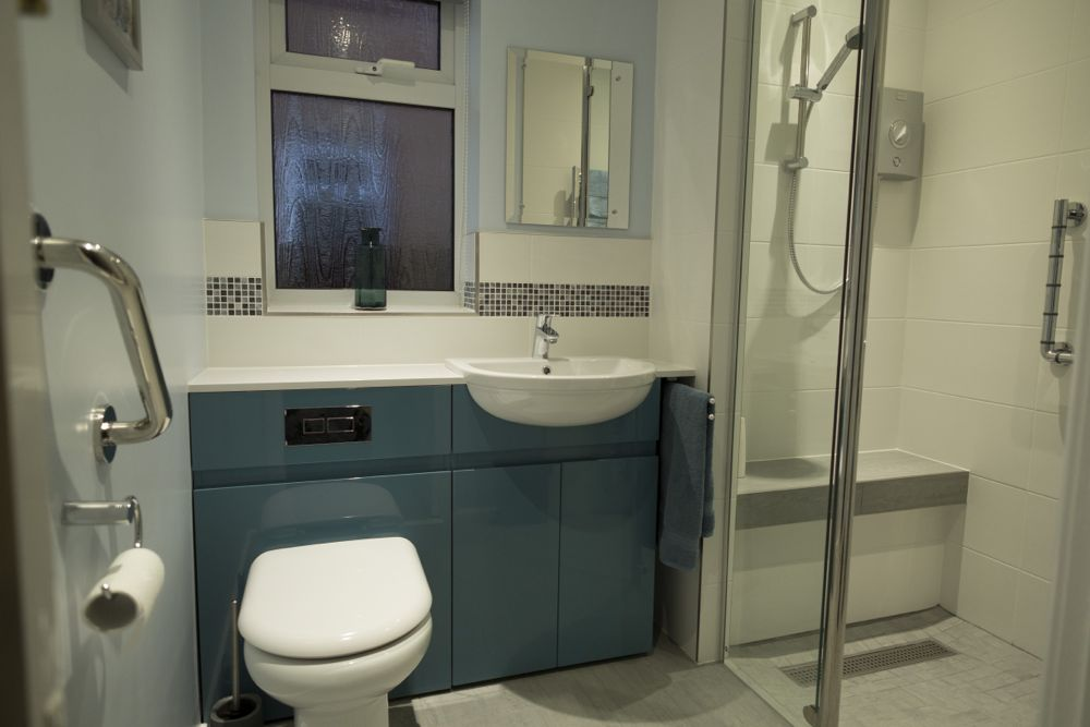 Image of Wetroom installation in Chemlsdford