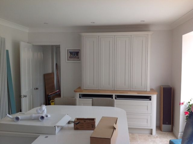 New kitchen and utility room finished and delivered in just seven working days