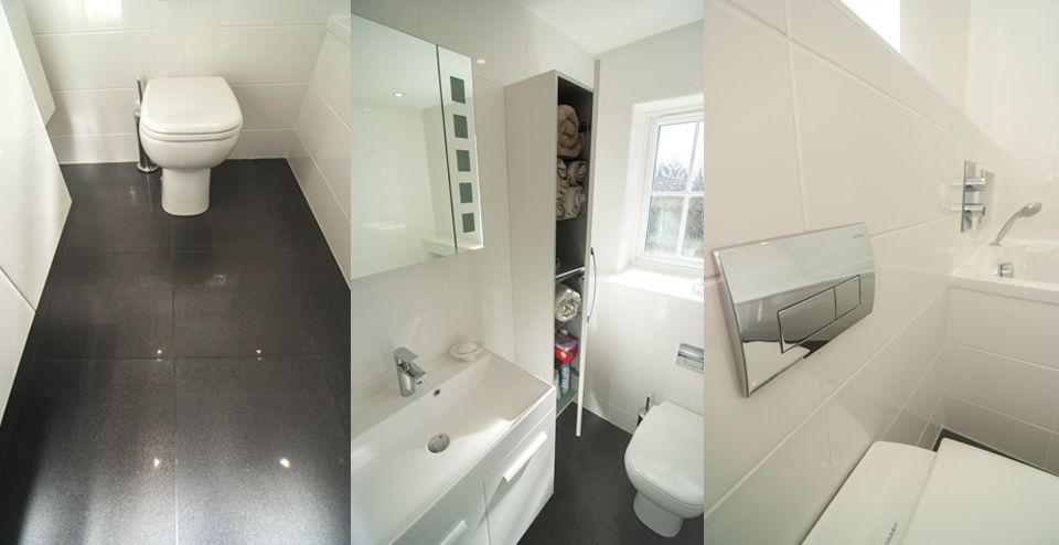 Bathrooms Installation In Notley January