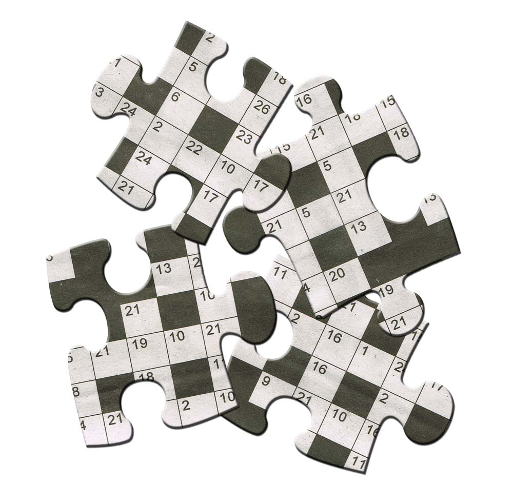 Image of A puzzle within a puzzle!