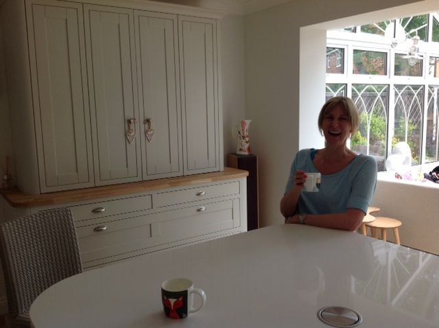 Beautiful kitchens make for happy customers