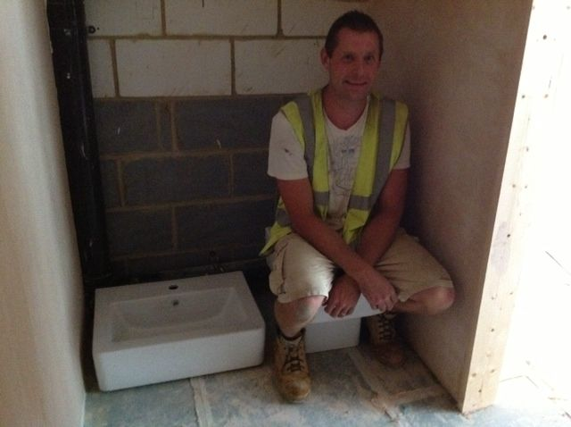 Image of Witham New Build Bathroom Installation